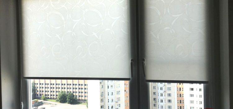 Рулонные шторы Планерная