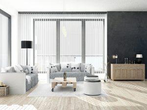 Вертикальные алюминиевые 89мм лента: 0225