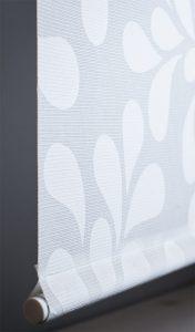 Рулонные LUX Ткань: Мона 0225 белый