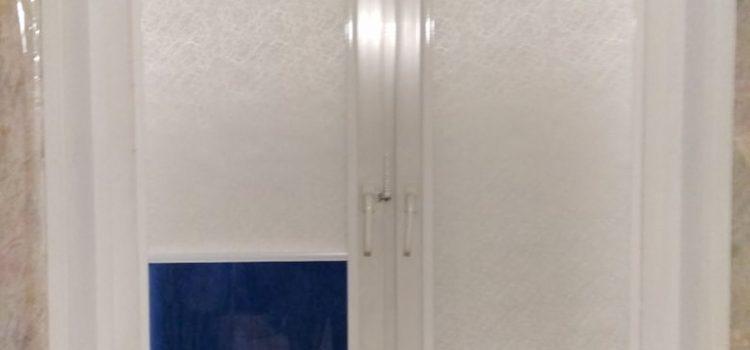 Рулонные кассетные шторы UNI 2 — Солнцево, ул. Родниковая