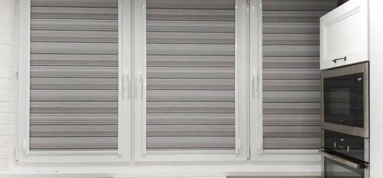 Рулонные шторы Уни 2 & Мини —  Микрорайон Салтыковка, Мирской проезд