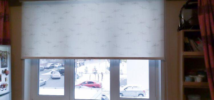 Рулонные жалюзи — ул. Митинская, Метро Митино, Пятницкое шоссе