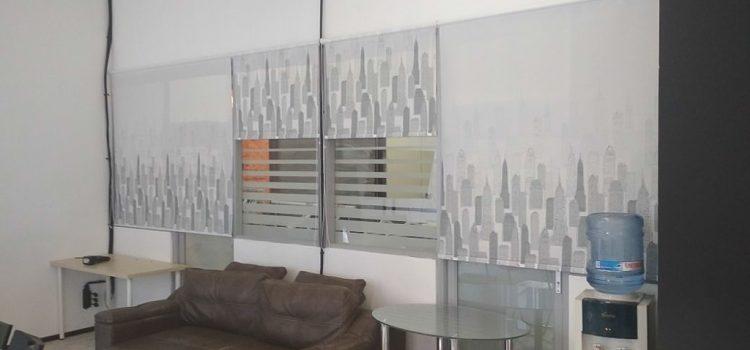 Рулонные шторы MG New York — Берсеневский переулок, Метро Кропоткинская