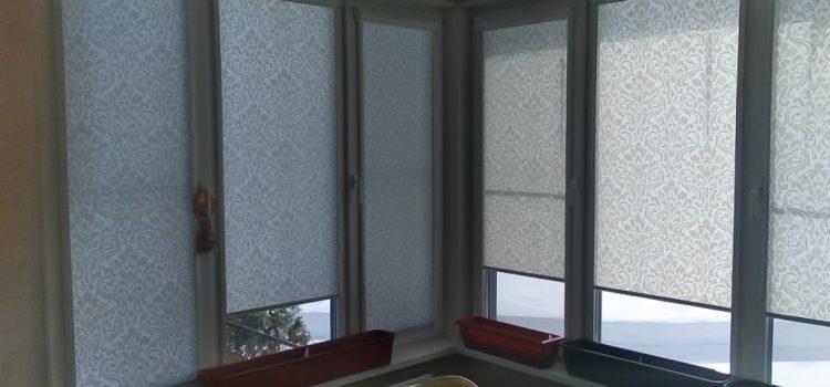 Рулонные шторы Уни 2 — Рузский район, деревня Костино