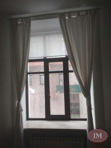 Рулонные шторы система MG — Воротниковский переулок, Метро Маяковская