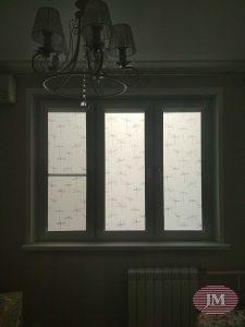 Рулонные шторы УНИ 2 — ул. Дублинская, Метро Селигерская