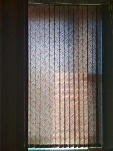 Рулонная штора MG, вертикальные жалюзи - ул. Сивце Вражек, Метро Смоленская