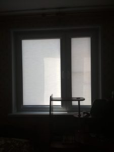 Рулонные шторы Уни2 - ул. Широкая, метро Медведково