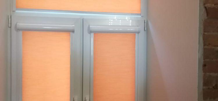 Рулонные шторы УНИ 2 - Москва, Страстной бульвар, метро Чеховская