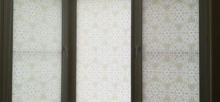 Рулонные шторы Уни 2 — Московская область, деревня Путилково