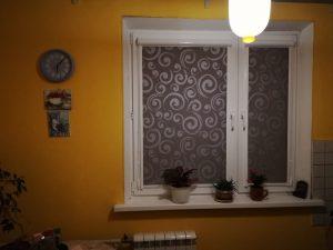 Рулонные шторы Уни 2 - Москва, ул. Берзарина
