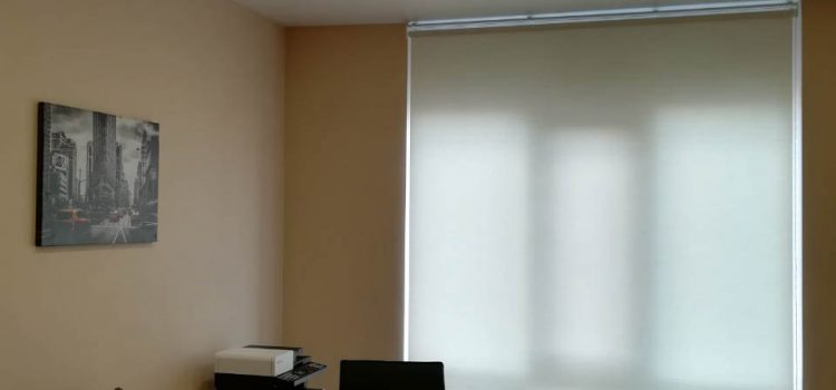Рулонные шторы LVT с монтажным профилем — МО, г. Сходня