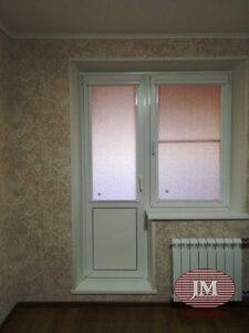 Рулонные шторы Уни 2 - г. Москва, ул. Таллинская, метро Строгино