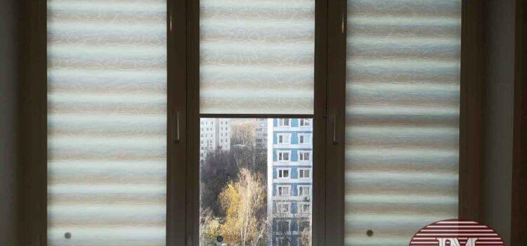 Рулонные шторы Уни 2 — г. Москва, ул. Таллинская, метро Строгино