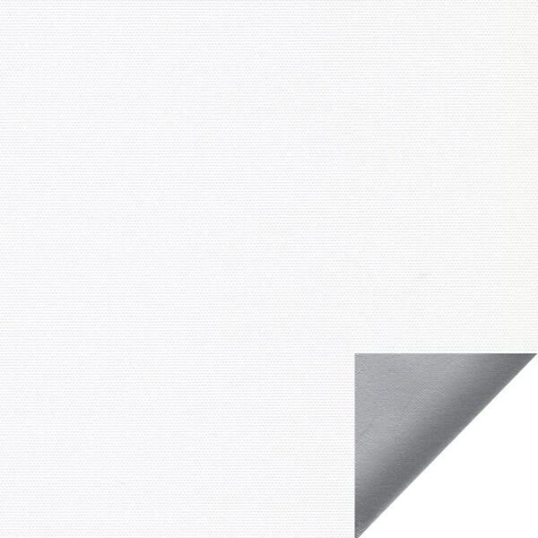 АЛЬФА ALU BLACK-OUT 0225 белый, 250cm