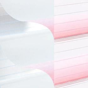 Дуэт 25 4081 розовый/белый 280 см