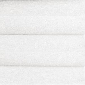 Гофре 45 Сатин ВО 0225 белый, 45 мм, 365 см