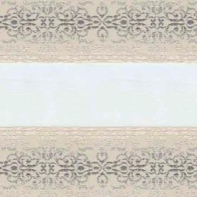 зебра АРАБЕСКА 2259 магнолия, 270 см