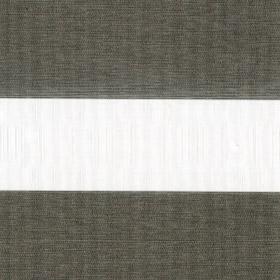 зебра МЕТАЛЛИК 1881 темно-серый 280 см