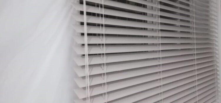 Горизонтальные деревянные жалюзи 50мм - ЖК Спутник