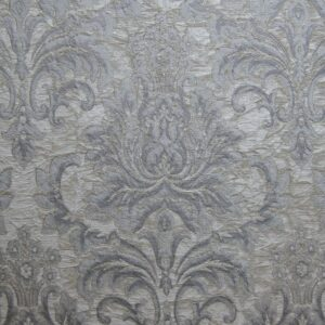 "Ткань 378 ""Saint-Michel"" / 19 Saint-Michel Silver"