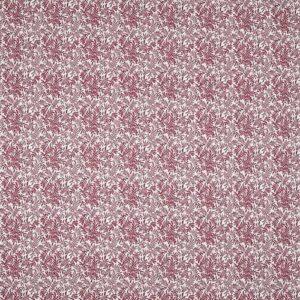 """Ткань 350 """"Flower art"""" / 17 Leaf Vine Rouge"""