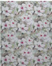 "Ткань 350 ""Flower art"" / 18 Lotus Pearl"