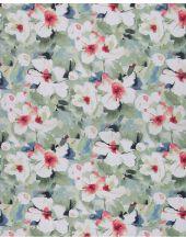 "Ткань 350 ""Flower art"" / 19 Lotus Primavera"
