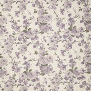 """Ткань 350 """"Flower art"""" / 21 Tuileries Mulberry"""