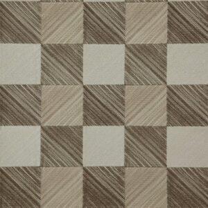 """Ткань 361 """"Geometric"""" / 17 Quadro Clay"""