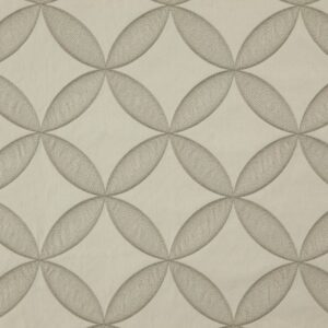 "Ткань 361 ""Geometric"" / 22 Sphere Beige"