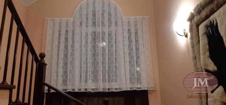 Тюль из коллекции «Manhattan» — Московская область, д.Борзые