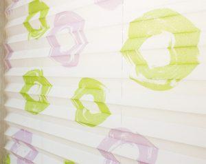Плиссе Ткань: Фреш 5992 зеленый