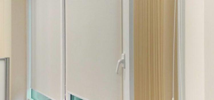Рулонные шторы Mini