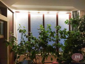 Шторы плиссе — улица Куусинена