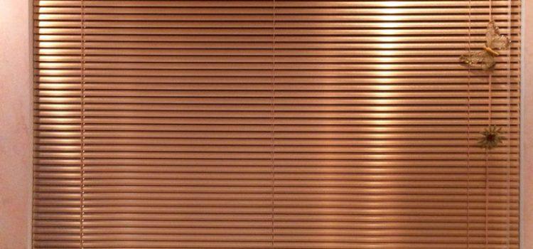 Алюминиевые горизонтальные жалюзи