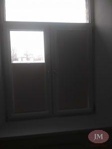 Рулонные шторы УНИ пружина — Московская область, Долгопрудный, ул. Первомайская