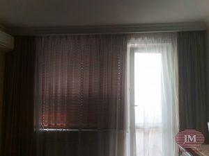 Горизонтальные жалюзи из бамбука 50 мм — 3-й Митинский проезд, Метро Митино