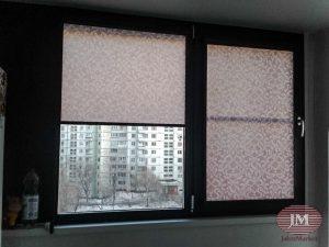 Рулонные шторы Уни 2 — ул. Исаковского, Метро Строгино