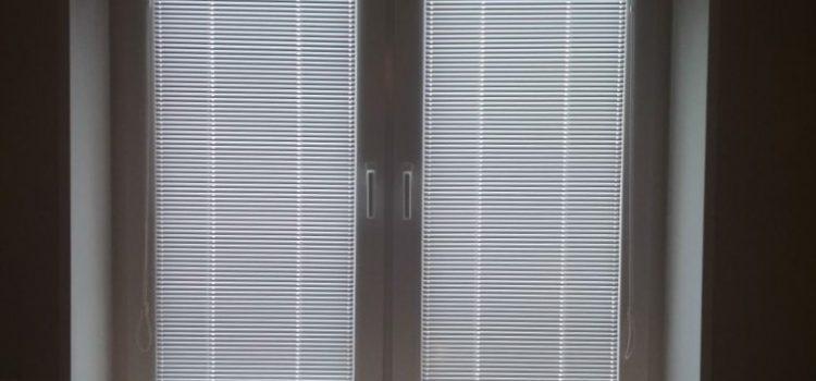 Горизонтальные жалюзи «Изолайт» 16 мм — г. Долгопрудный, ул. Дирижабельная