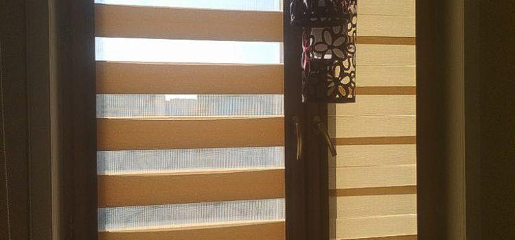 Рулонные шторы Уни 2 Зебра — ул. Исаковского, Метро Строгино