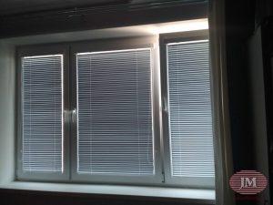 Горизонтальные алюминиевые жалюзи — улица Татьянин Парк, Метро Румянцево