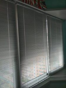 Горизонтальные жалюзи 16 мм - МО, г. Красногорск, ул. Красногорский бульвар
