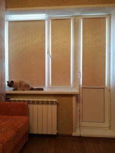 Рулонные шторы Мини - МО, г. Балашиха, ул. Свердлова