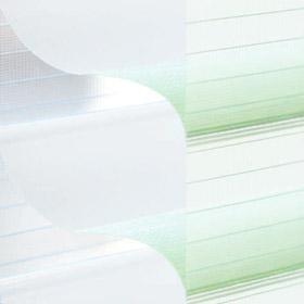 Дуэт 25 5540 зеленый/белый 280 см