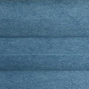 Гофре 45 Сатин 5992 т. бирюзовый, 45 мм, 365 см