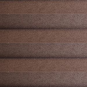 Гофре Креп 2870 коричневый, 220см