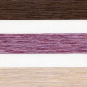 зебра ДАЙКИРИ 4858 вишневый, 280см