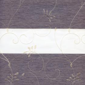 зебра ВАЛЕНСИЯ 1852 серый, 280 см