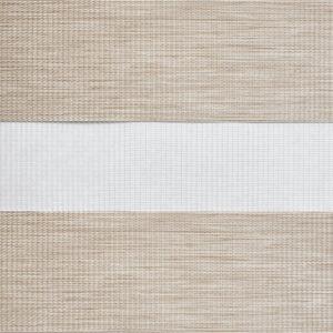 зебра САХАРА 2261 св. бежевый, 210 см